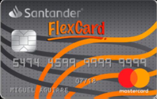 Tarjeta de Crédito Flex Card