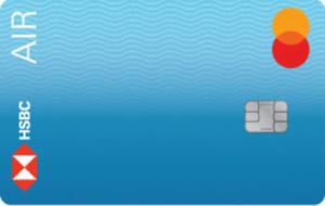 Tarjeta de Crédito HSBC AIR