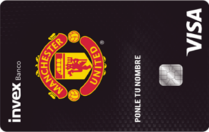 Tarjeta de Crédito Manchester United INVEX