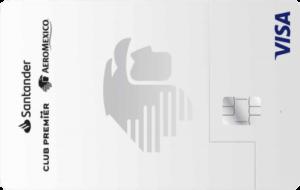 Tarjeta de Crédito Santander Aeroméxico