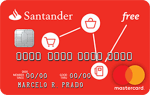 Tarjeta Santander Free