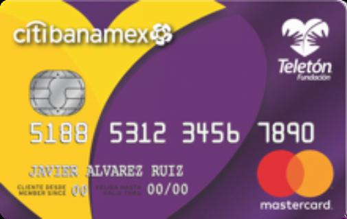 Tarjeta de Crédito Teletón