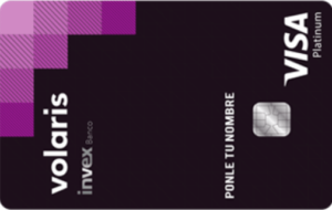 Tarjeta de Crédito Volaris INVEX