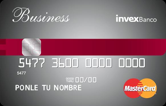 Tarjeta de Crédito Business INVEX: Conoce todos los detalles y aprende a solicitar