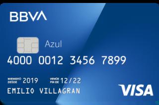 Tarjeta de Crédito Azul BBVA: Conoce todos los detalles y aprende a solicitar