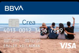 Tarjeta de Crédito Crea BBVA: Conoce todos los detalles y aprende a solicitar