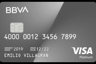 Tarjeta de Crédito Platinum BBVA: Conoce todos los detalles y aprende a solicitar