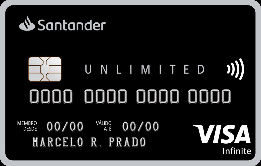 Tarjeta de Crédito Santander Black Unlimited Mastercard: Conoce todos los detalles y aprende a solicitar