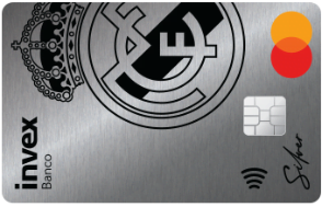 Tarjeta de Crédito INVEX Real Madrid Silver: Conoce todos los detalles y aprende a solicitar