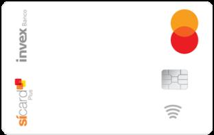 Tarjeta de Crédito SíCard Plus INVEX: Conoce todos los detalles y aprende a solicitar