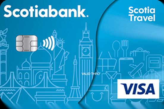 Tarjeta de Crédito Scotia Travel Clásica: Conoce todos los detalles y aprende a solicitar