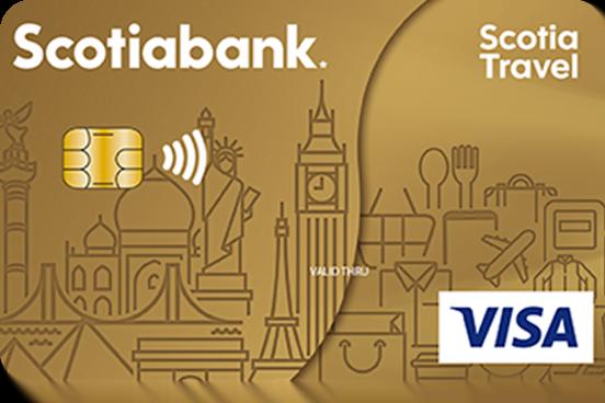 Tarjeta de Crédito Scotia Travel Oro: Conoce todos los detalles y aprende a solicitar