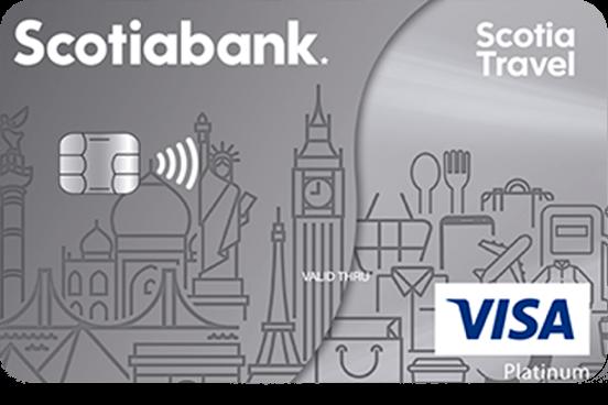 Tarjeta de Crédito Scotia Travel Platinum: Conoce todos los detalles y aprende a solicitar
