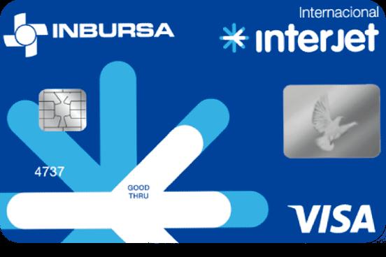 Tarjeta de Crédito Interjet-Inbursa Clásica: Conoce todos los detalles y aprende a solicitar