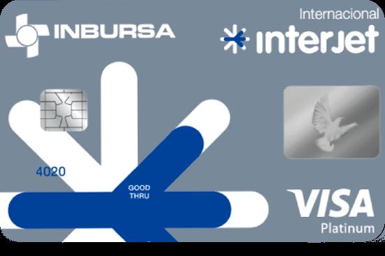 Tarjeta de Crédito Interjet-Inbursa Platinum: Conoce todos los detalles y aprende a solicitar