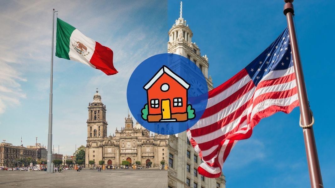 Cómo comprar una propiedad en Estados Unidos viviendo en México
