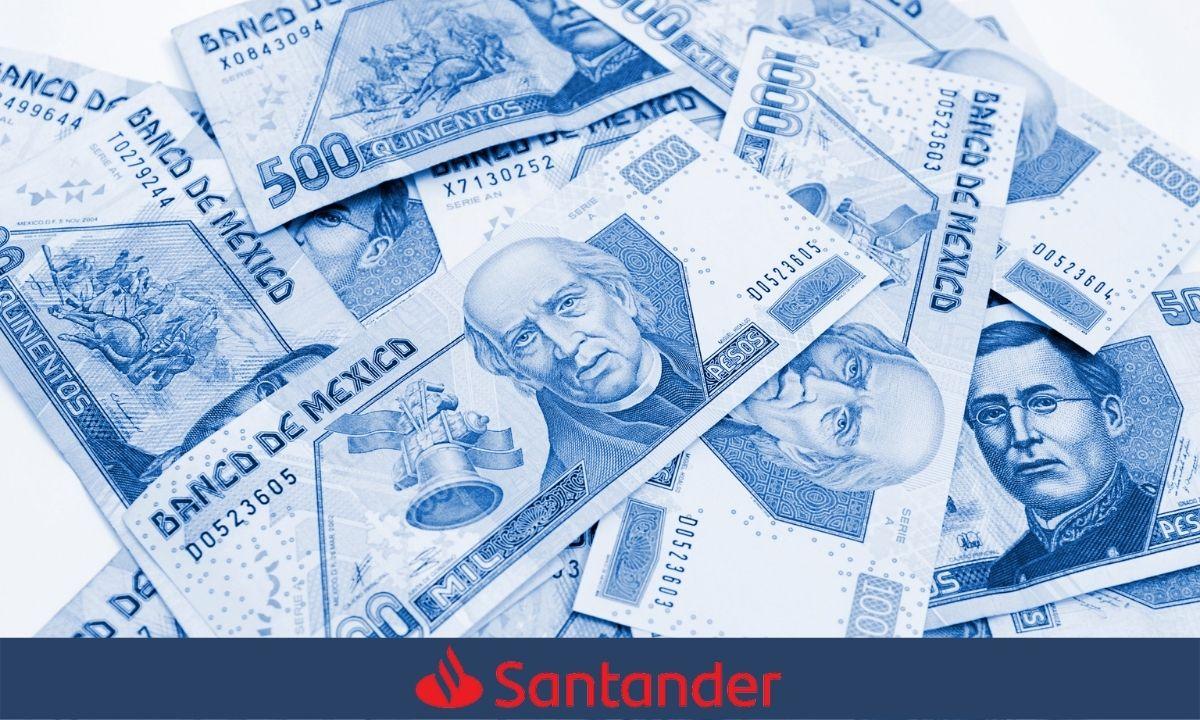 Cómo solicitar un préstamo personal al Santander