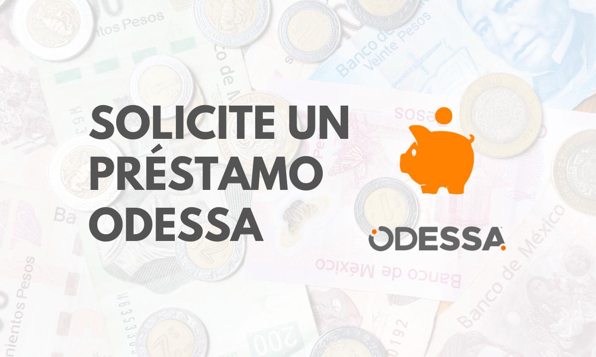 Cómo solicitar un préstamo en Odessa