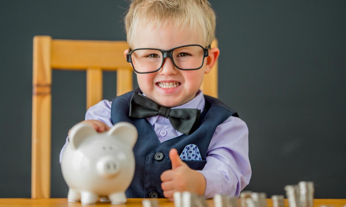 Cómo enseñar a los niños sobre el dinero