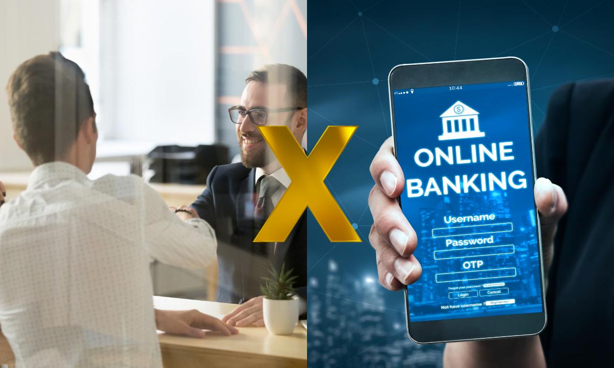 Bancos físicos vs. Bancos digitales: ¿Qué es mejor en 2021?