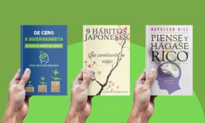 Los mejores libros de educación financiera en Amazon