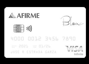 Tarjeta de Crédito Afirme Blanc: Conoce todos los detalles y aprende a solicitar