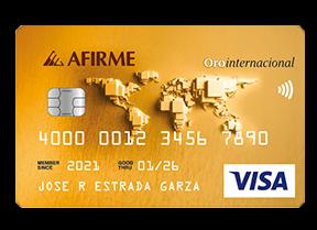 Tarjeta de Crédito Afirme Oro: Conoce todos los detalles y aprende a solicitar