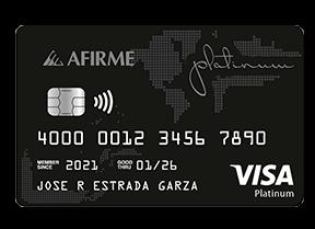 Tarjeta de Crédito Afirme Platinum: Conoce todos los detalles y aprende a solicitar