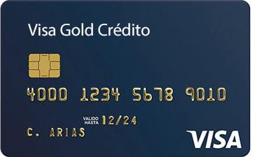Tarjeta de Crédito Visa Gold: Conoce todos los detalles y aprende a solicitar
