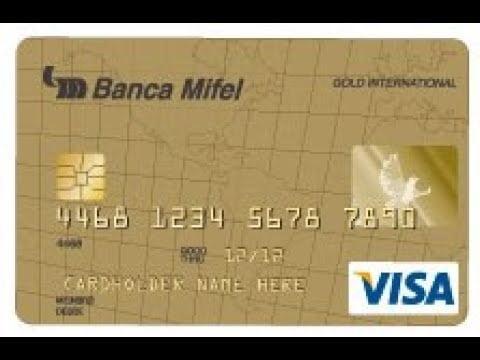 Tarjeta de Crédito Mifel Oro: Conoce todos los detalles y aprende a solicitar