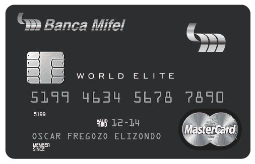 Tarjeta de Crédito Mifel World Elite: Conoce todos los detalles y aprende a solicitar
