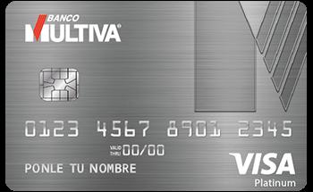 Tarjeta de Crédito MULTIVA Platinum: Conoce todos los detalles y aprende a solicitar