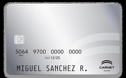 Tarjeta de Crédito Carnet Platino: Conoce todos los detalles y aprende a solicitar