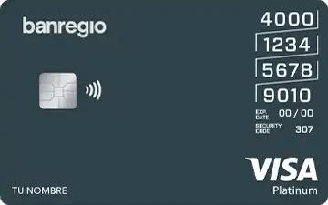 Tarjeta de Crédito Platinum Banregio: Conoce todos los detalles y aprende a solicitar