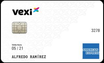 Tarjeta de Crédito Vexi American Express: Conoce todos los detalles y aprende a solicitar