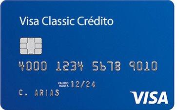 Tarjeta de Crédito Visa Classic: Conoce todos los detalles y aprende a solicitar