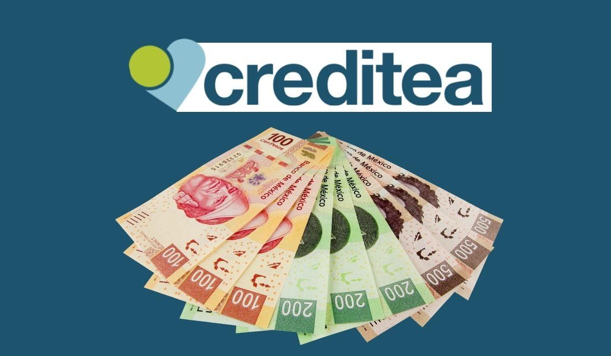 Crédito Creditea – Reciba su dinero en menos de 24 horas